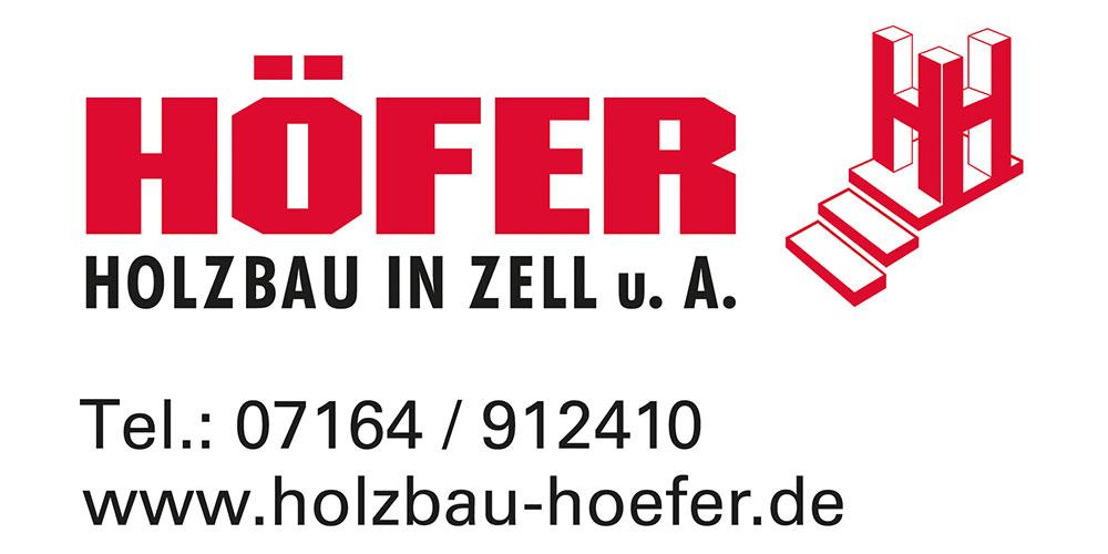 HOLZBAU HÖFER